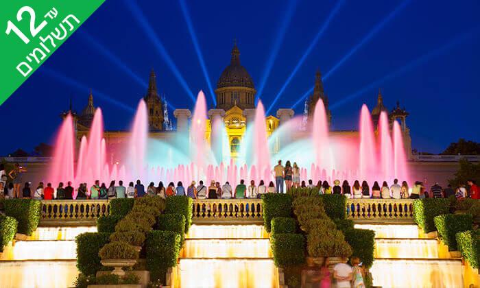 2 קיץ בברצלונה - שופינג, אתרים מפורסמים, טפאסים מעולים ומלון מומלץ