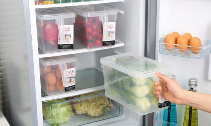 2 סט 5 קופסאות לאחסון מזון