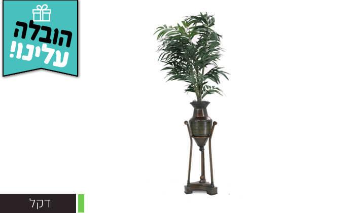3 שמרת הזורע: עץ מלאכותי בעציץ - הובלה חינם