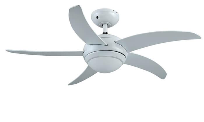 2 מאוורר תקרה דיגיטלי 44 אינץ' Selmor