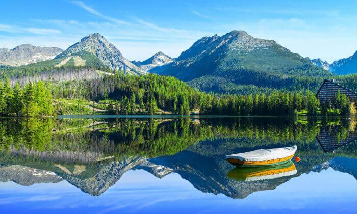 10 הרי הטטרה וסלובקיה - חופשת קיץ משפחתית כולל רכב שכור וכפר נופש מומלץ