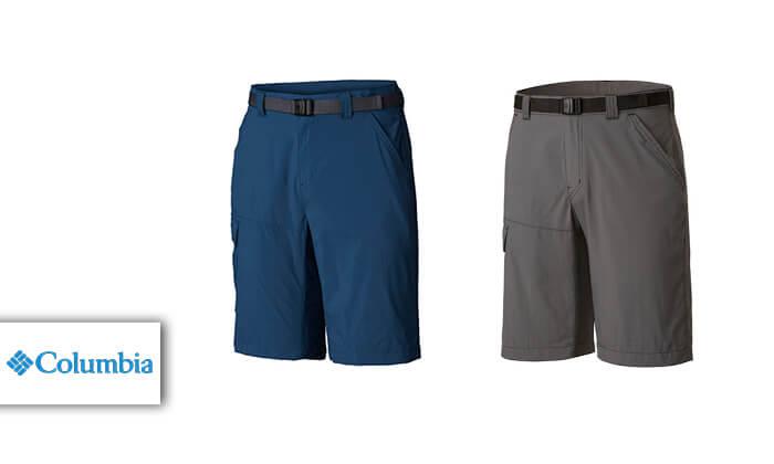 2 מכנסיים קצרים לגברים Columbia