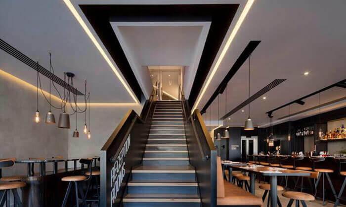 6 ארוחת בוקר בופה במלון אולטרה Ultra, הירקון תל אביב