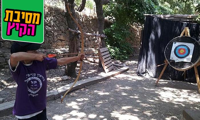 9 מוזיאון עין יעל - סיור חווייתי והשתתפות במגוון סדנאות מלאכה, ירושלים