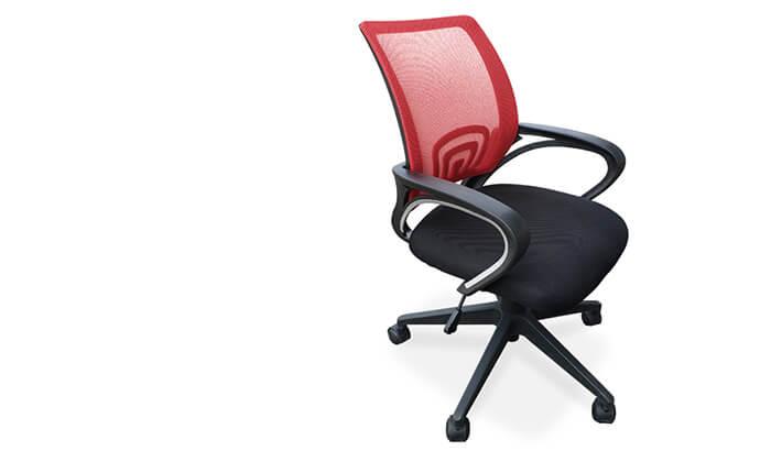 3 שמרת הזורע: כיסא אורתופדי למשרד ולתלמיד