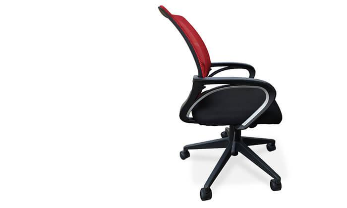 4 שמרת הזורע: כיסא אורתופדי למשרד ולתלמיד