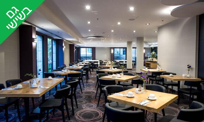 4 ארוחת בוקר בופה במלון הבוטיק אייל, ירושלים