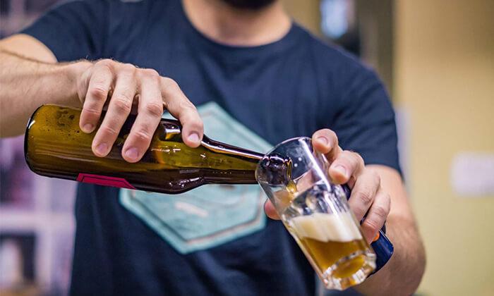 7 סדנת בירה ביתית עם 'בועה סדנאות' - תל אביב