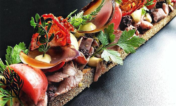 4 שובר הנחה לאנג'ליקה - מסעדת שף כשרה בירושלים