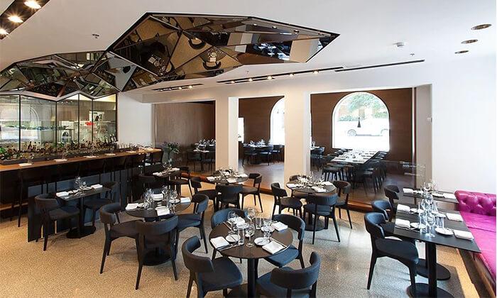 7 שובר הנחה לאנג'ליקה - מסעדת שף כשרה בירושלים