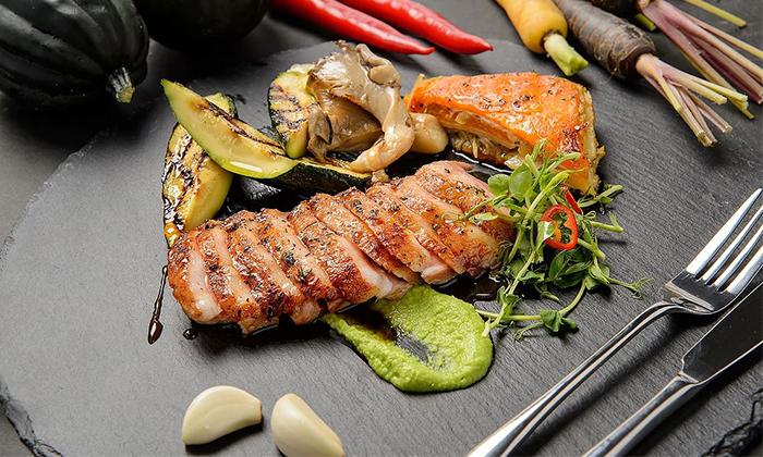 5 שובר הנחה לאנג'ליקה - מסעדת שף כשרה בירושלים