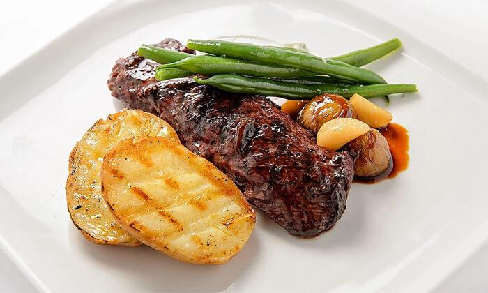 8 שובר הנחה לאנג'ליקה - מסעדת שף כשרה בירושלים
