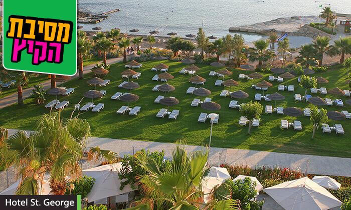 5 קיץ הכול כלול בפאפוס - נופים, חופים, שמש ומלון מפנק