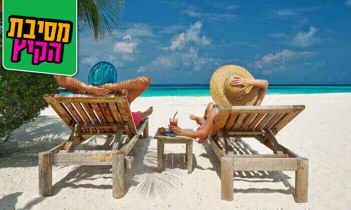 8 קיץ הכול כלול בפאפוס - נופים, חופים, שמש ומלון מפנק