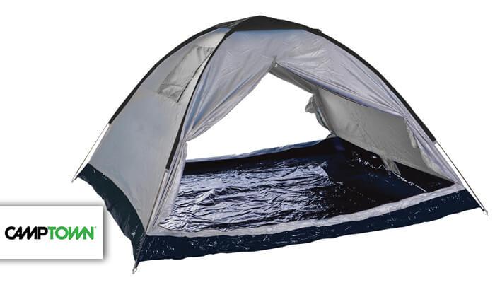 2 אוהל ל-4 אנשים CAMPTOWN