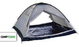 אוהל ל-4 אנשים CAMPTOWN