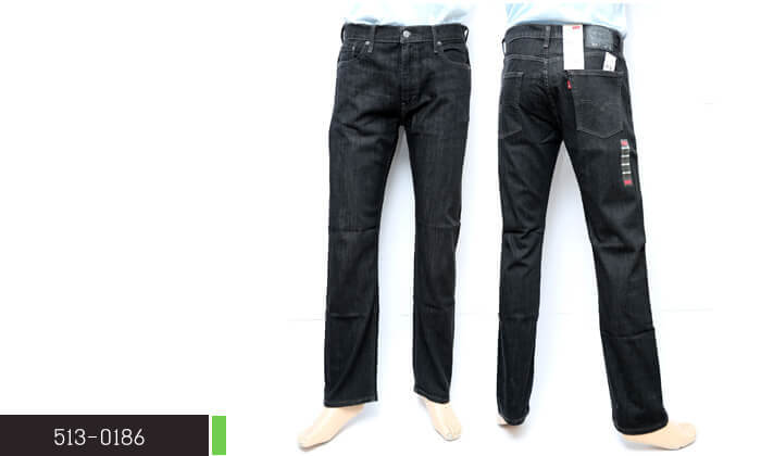 10 ג'ינס לגברים Levi's