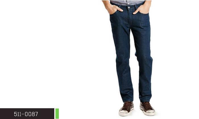 9 ג'ינס לגברים Levi's