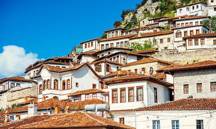 5 אלבניה ומקדוניה - טיול מאורגן 7 לילות