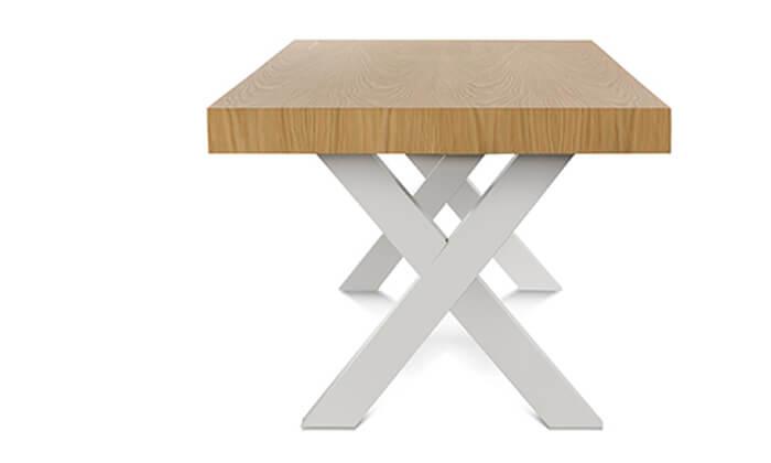3 ביתילי: שולחן סלון דגם סאקס