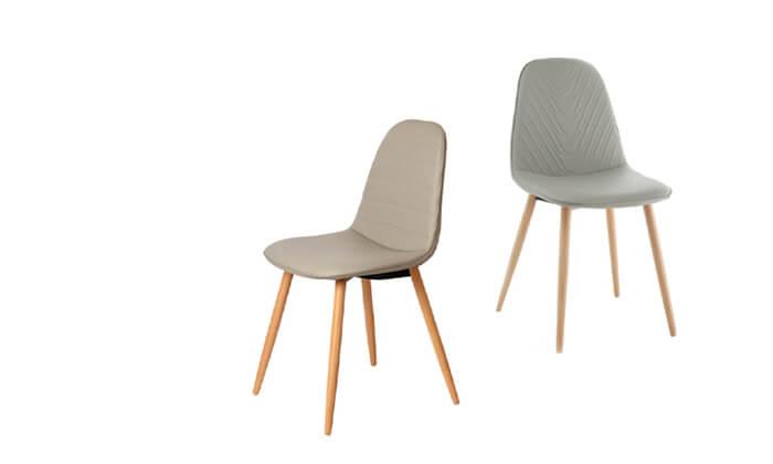 5 ביתילי: כיסא לפינת אוכל דגם סמוקי