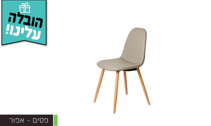 4 ביתילי: כיסא לפינת אוכל דגם סמוקי - הובלה חינם!