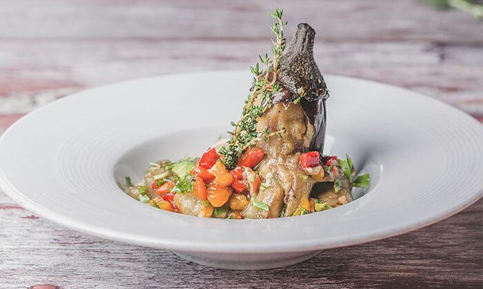 3 מסעדת לופט -LOFT במתחם הרובע ראשון לציון - ארוחה זוגית