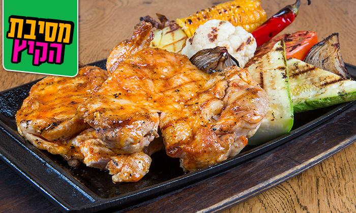 9 מסעדת לופט -LOFT במתחם הרובע ראשון לציון - ארוחה זוגית
