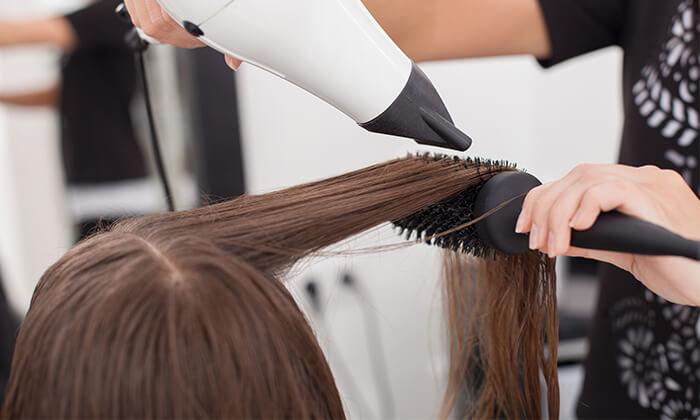 3 עיצוב שיער בסלון היופי שבך, קריית אתא