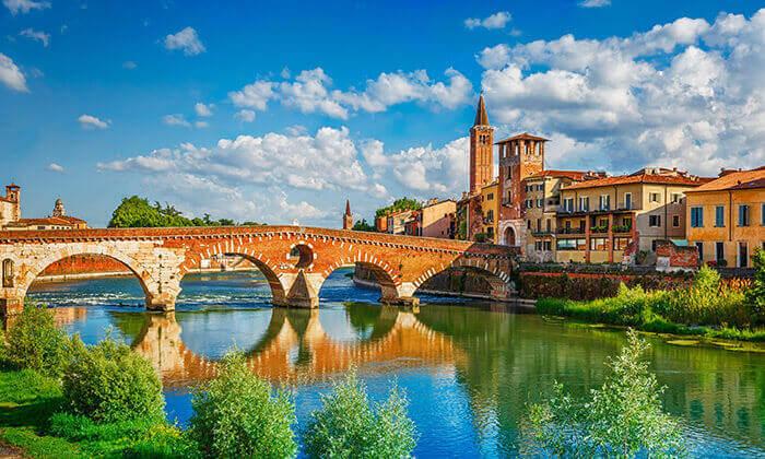 4 צפון איטליה למשפחות בקיץ - טיול מאורגן 8 ימים, כולל פארקים ואטרקציות