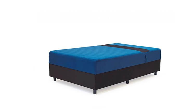 3 מיטה אורתופדית ברוחב וחצי
