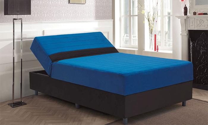 5 מיטה אורתופדית ברוחב וחצי