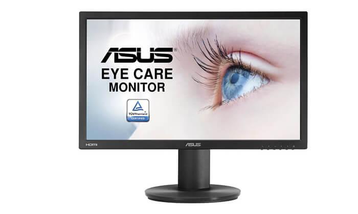 2 מסך מחשב 21.5 אינץ' ASUS