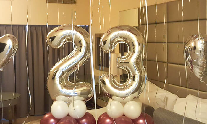 3 Mr.Balloon - עיצוב בלונים עד הבית
