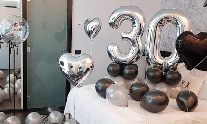 6 Mr.Balloon - עיצוב בלונים עד הבית