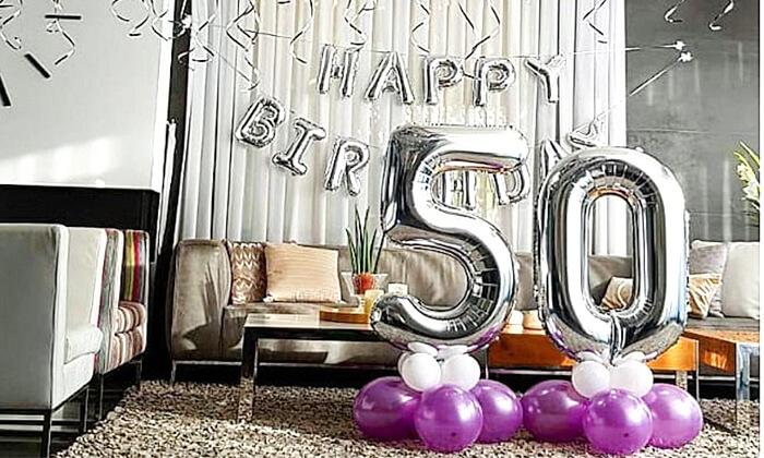 8 Mr.Balloon - עיצוב בלונים עד הבית
