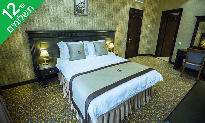 8 בטומי - חופשה של שופינג, קזינו, אתרים מרתקים ומלון 5 כוכבים מפנק