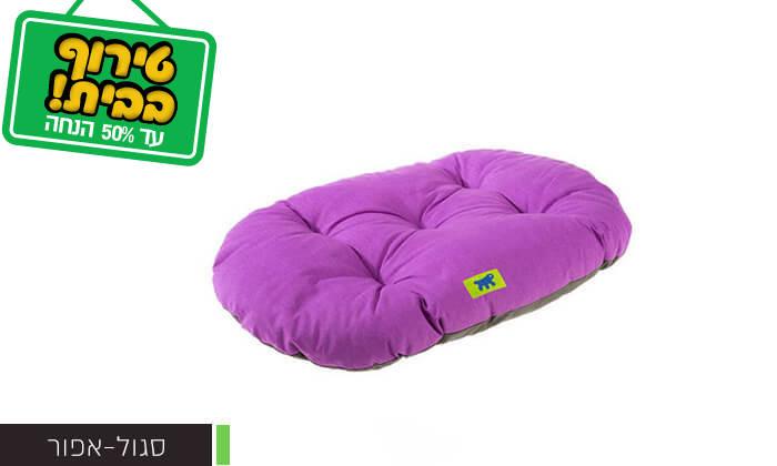 8 מיטת דלוקס לכלב