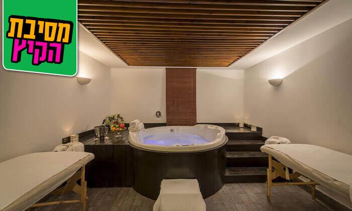 7 יום פינוק כולל עיסוי במלון רימונים גלי כנרת, טבריה