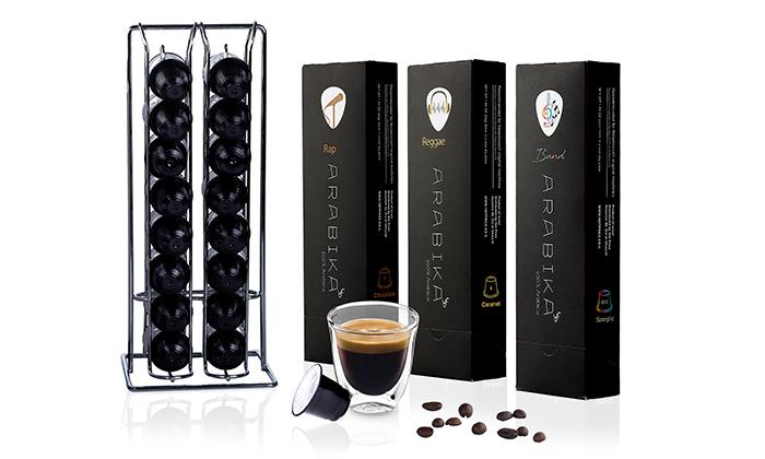 2 מארז קפסולות קפה ARABIKA במבחר טעמים