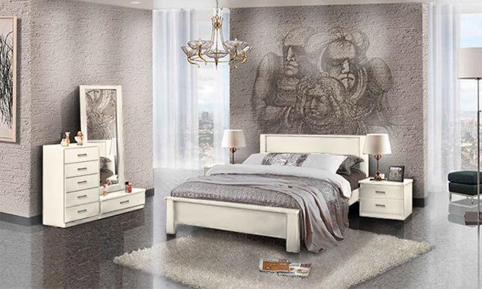 4 חדר שינה זוגי House Design