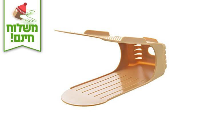 3 מתקן נעליים Homax - משלוח חינם