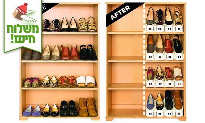7 מתקן נעליים Homax - משלוח חינם