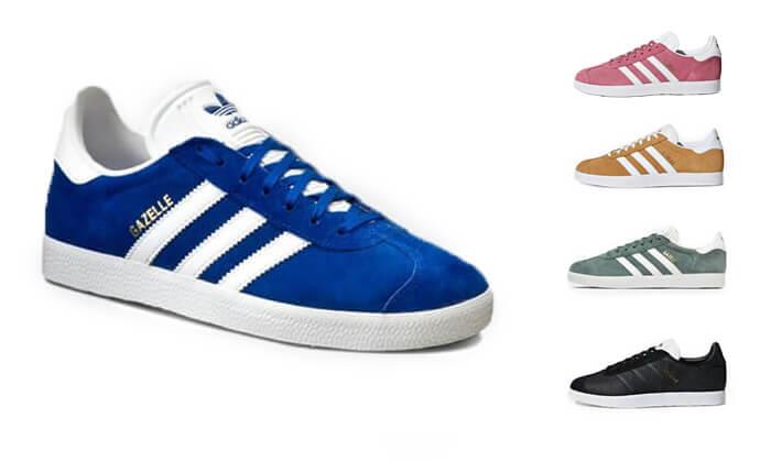 3 נעלי סניקרס אדידס adidas