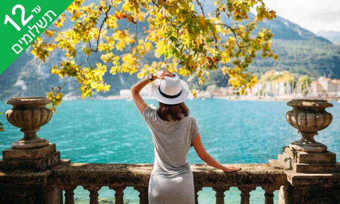 2 פניני צפון איטליה - טיול כוכב מאורגן 7 ימים
