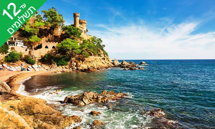 7 קוסטה בראווה - חופשת קיץ משפחתית ברצועת חוף יפיפייה