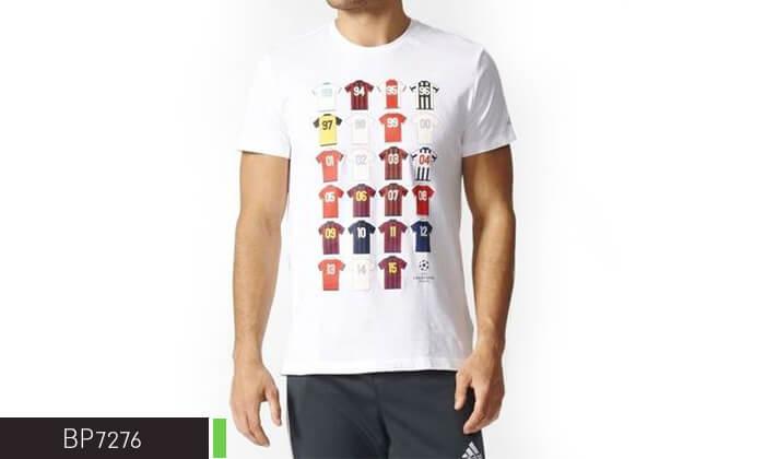 6 חולצת טי אדידס adidas