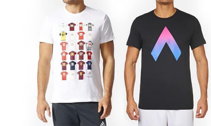 7 חולצת טי אדידס adidas