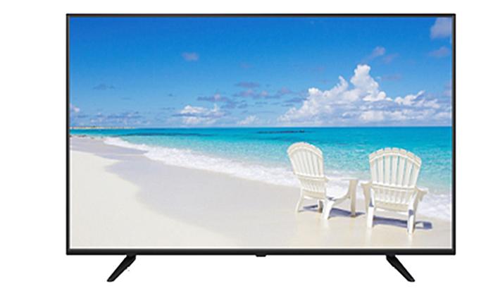 2 טלוויזיה חכמה 4K NORMANDE, מסך 55 אינץ'