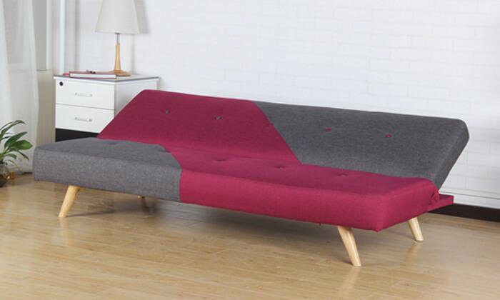 4 ספה נפתחת למיטה KLAUS